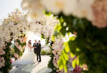 A DREAMY LUXURY WEDDING OF LIN & CHARLIE BY THE MULIA ISLAND RESORT by THE MULIA ISLAND RESORT (FAKE)