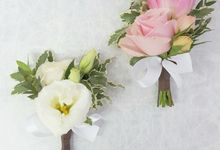 All About The Details Of Corsages  by visylviaflorist