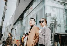 ROMMY & MONNA JAPAN PREWEDDING by Enfocar