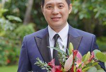 Mulia Hotel Senayan - Erick & Pamela Wedding Day by Matteo Wedding Organizer