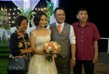 Wedding Day of Ronald & Christina by D'banquet Pantai Mutiara