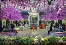Ronald & Clairine by Lotus Design