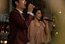 The Wedding of Iwan❤️Desy by Rony Sarono MC, Music Performance, Event Planner