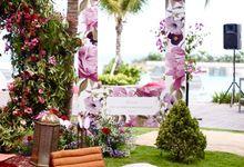Indian Wedding by Roosterfish Beach Club