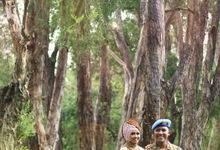 Kiki & Solihin - Prewedding by Caramel's Photography