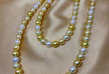 Pearl Necklace by Rosario Mutiara
