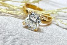 Diamond Ring by Rosario Mutiara