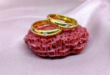 Couple Ring by Rosario Mutiara