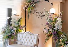 Intimate Akad Set for Rose and Hasya by Kalea Design