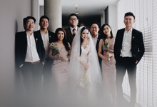 Wedding of Velly and Michael by Roselle Atelier