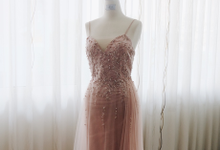 Family gowns and details by Roselle Atelier