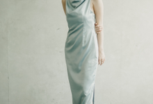 Bridesmaids dresses by Roselle Atelier