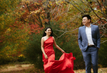 Tiffany and Henderson Prewedding by Roselle Atelier