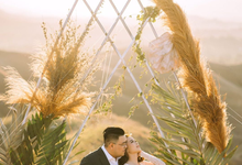 Riandy and Jessica Prewedding by Roselle Atelier