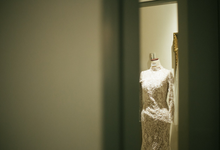 Rahma and Mirfa Wedding by Roselle Atelier