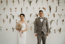 Tony and Ivana Wedding by Roselle Atelier