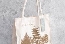 Canvas Tote Bag by Rove Gift