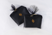 Soki and Sarah - Custom Pouch by rover souvenirs