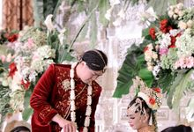 The Wedding of Krisna & Helga by Royal Ambarrukmo Yogyakarta