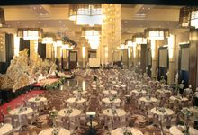 The Kasultanan Ballroom by Royal Ambarrukmo Yogyakarta