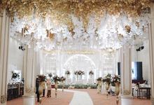 Wedding of Jian Yi & Anissa by Royal Ballroom The Springs Club
