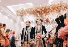 Wedding of Ais & Icha by Royal Ballroom The Springs Club