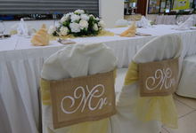 Church Wedding of Morven & Gladies by Royal Catering Services Pte Ltd