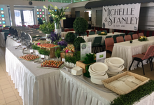 Church Wedding of Stanley & Michelle by Royal Catering Services Pte Ltd
