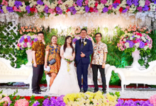 Wedding of Rinaldi & Fillicia by Royalewedd Organizer