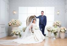 Wedding of Rinaldi & Fillicia by Royalewedd Organizer