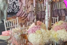 Romantic Fairy Tale Wedding by 7 Sky Event Agency
