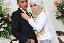 Wedding melli by FitriamakeUp