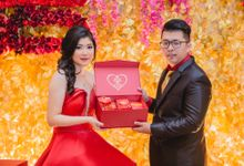 Engagement Of Mega Melisa by van photoworks