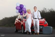 WEDDING  OKTO & RIZKA by PRADA WO