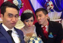 Wedding of Joset & Juli by MC Budi Nugroho