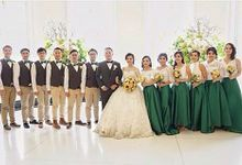 The Wedding Of Aji & Mesya by Vibonacci Event Crafter