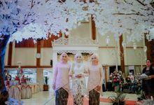 A beautiful wedding of Tania & Budi by Kemas Wedding Organizer & Planner
