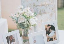 Wedding Decoration at Villa Phalosa by d'Oasis Florist & Decoration