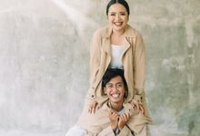 Prewedding Anggun & Michael by Niketutwilastri Makeup