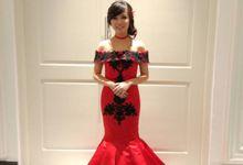 Promnight Gala Gown by 45Hilstudio