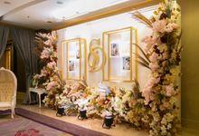 Entrance Area by IKK Wedding Venue