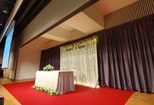 Red Carpet for RENT by WeddingFlor