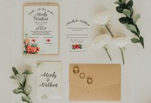 Rustic Sunflower Wedding of Nathan and Meidy by Vilia Wedding Planner