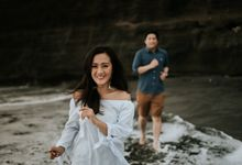 Bali Prewedding Session Wendy & Kevin by Warna Project