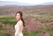 AllureWeddings Bride at Cappadocia by ALLUREWEDDINGS