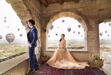 Destination PreWedding at Cappadocia by ALLUREWEDDINGS