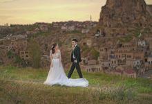 Casual Destination PreWedding at Cappadocia by ALLUREWEDDINGS