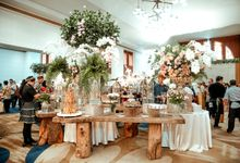 Wedding of Iman & Iwid by Minity Catering