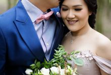 Hendric & Dian Engagement Session by Hope Portraiture