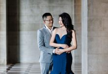 Jeffrey and Novita PreWedding by Hope Portraiture
